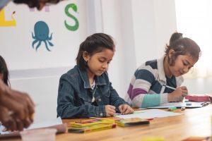 children class classroom